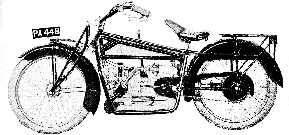 The Motor Cycle 1919.03.13 ABC motorcycle