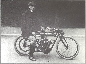 1922 ABC with sidecar