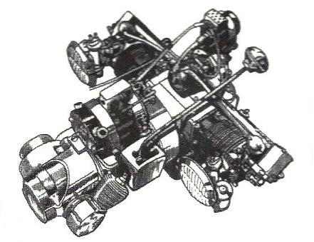 Barthélémy ABC engine